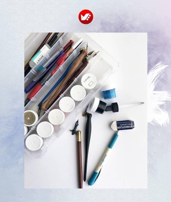 اصطلاحات هنر تصویرسازی