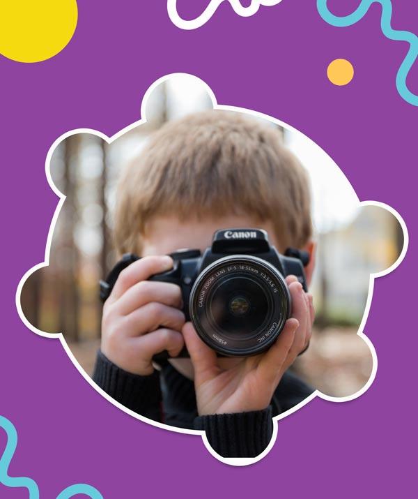 kids photography 06 - آموزش عکاسی به کودکان