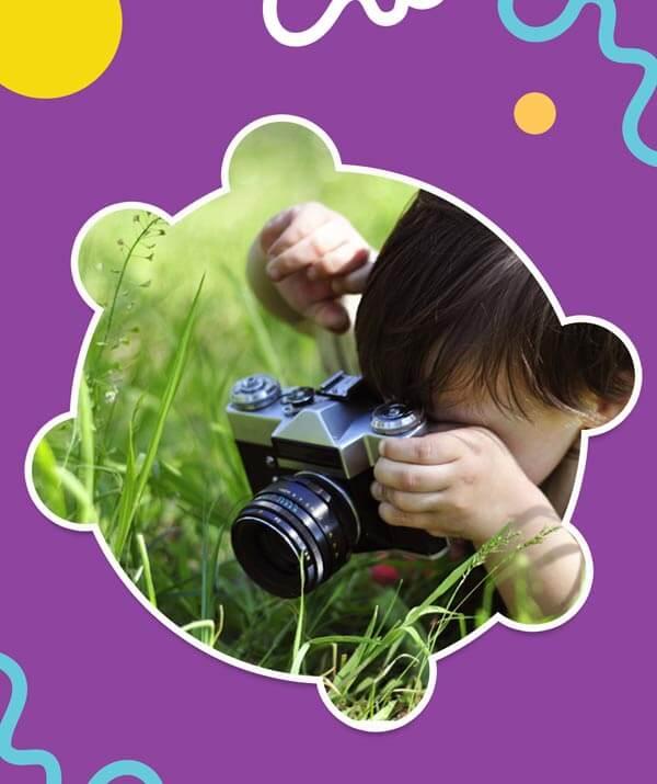 kids photography 07 - آموزش عکاسی به کودکان