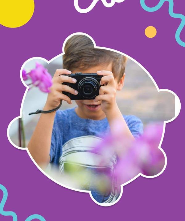 kids photography 08 - آموزش عکاسی به کودکان