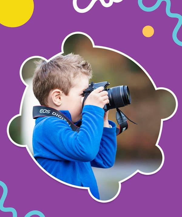 kids photography 11 - آموزش عکاسی به کودکان