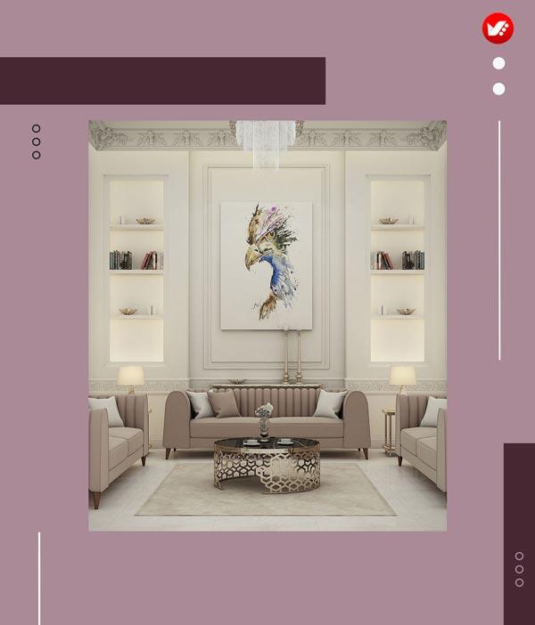 livingroom design 03 - ایده هایی برای طراحی داخلی اتاق نشیمن