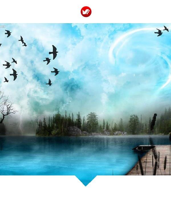 naghashi 03 - 6نوع مختلف نقاشی که آشنایی با آن برای هنرمندان الزامی است