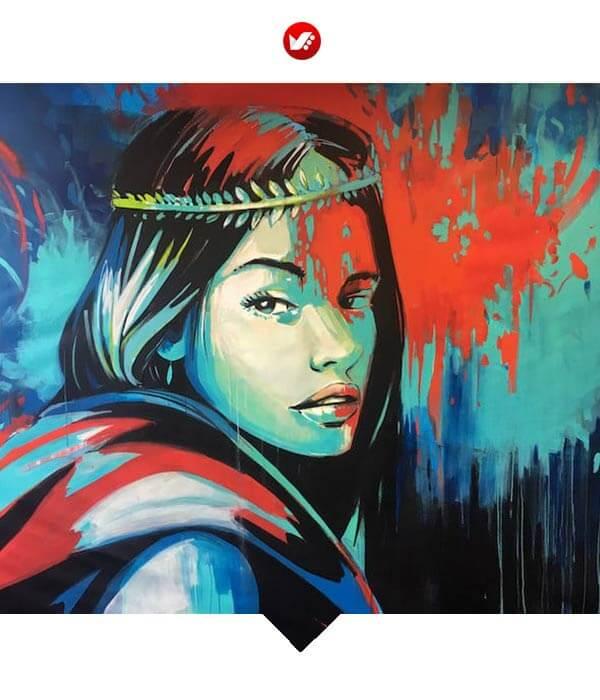 naghashi 06 - 6نوع مختلف نقاشی که آشنایی با آن برای هنرمندان الزامی است