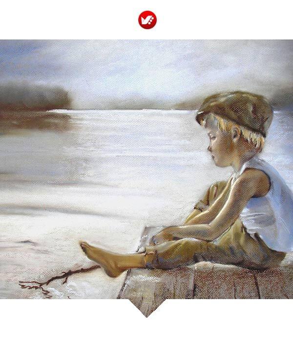 naghashi 09 - 6نوع مختلف نقاشی که آشنایی با آن برای هنرمندان الزامی است