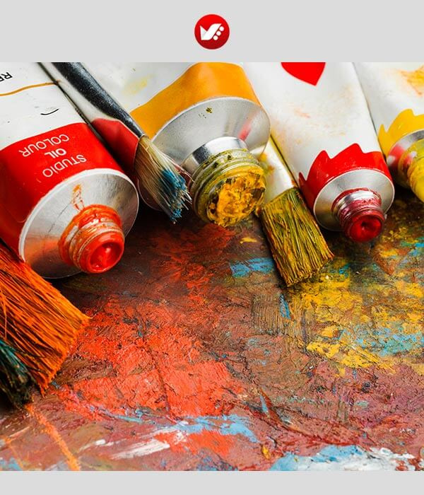 آموزشگاه آنلاین نقاشی با رنگ روغن