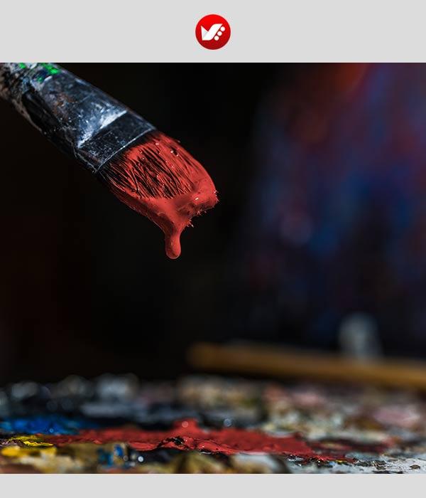 تکنیک های نقاشی با رنگ روغن