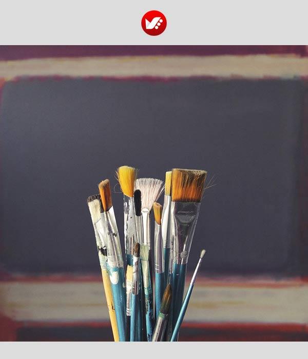 آموزش نقاشی با رنگ روغن