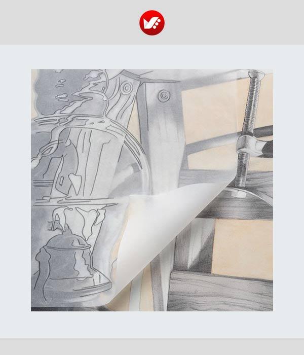 از چه کاغذی برای نقاشی خود استفاده کنیم
