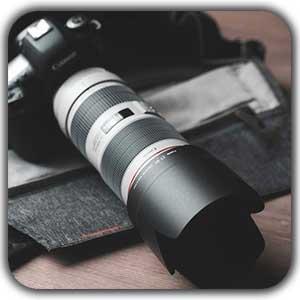 telephot  lens shakhes - آشنایی با اصطلاحات هنر تصویرسازی