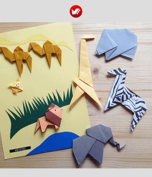 اوریگامی چیست