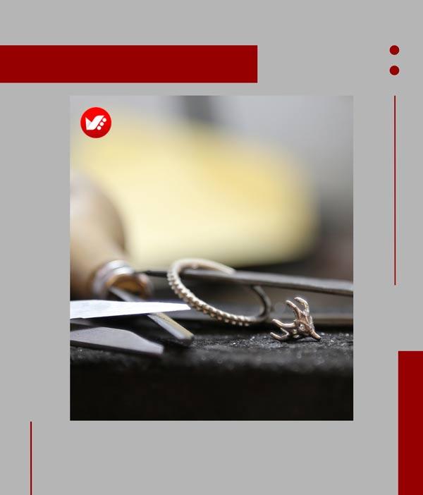 حرفه طراحی جواهرات
