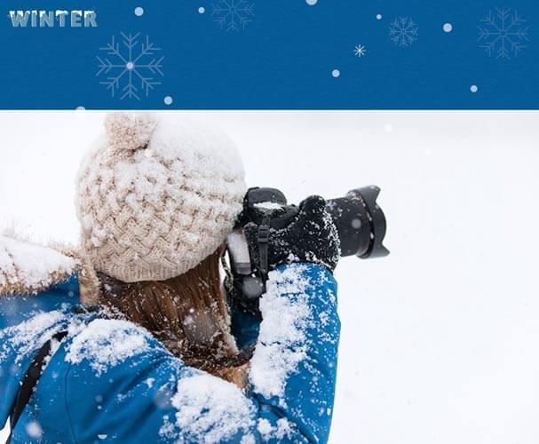 عکاسی زمستانی