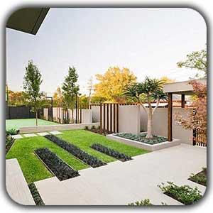 طراحی لنداسکیپ برای باغ و فضاهای سبز مسکونی