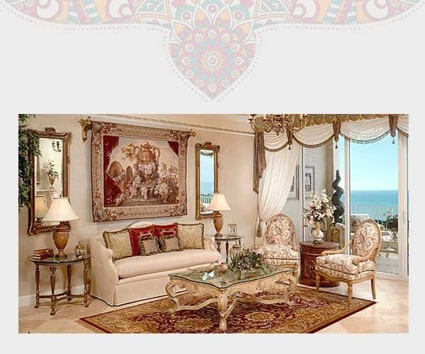 چند نمونه دکوراسیون داخلی منزل