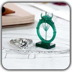 رشته طراحی و ساخت طلا ، جواهرات و زیورآلات