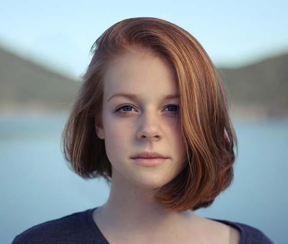 عکاسی از چهره با موبایل