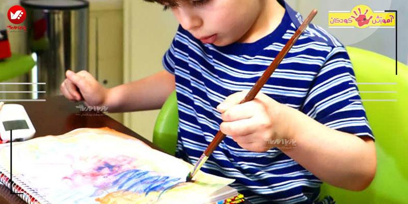 اهمیت نقاشی برای کودکان