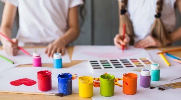 فواید نقاشی کردن