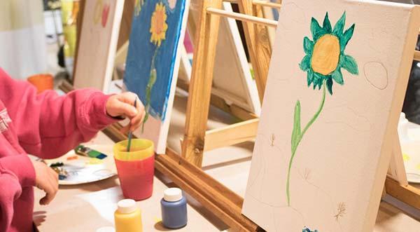 مزایای نقاشی کردن