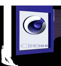 slider cinema 4D logo 4 - هنرهای دیجیتال | دیجیتال آرت
